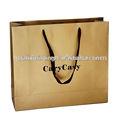 Ruban de papier de poignée sac boutique en ligne