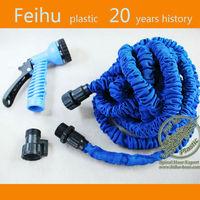 25ft/50ft/75ft/Blue Expandable Flexible Garden water hose with spray gun as Seen on TV