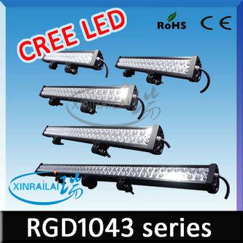 bmw auto accessories, cree auto led light bar waterproof ip68 RGD1043 bmw auto accessories