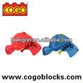 Cogo tabancaları Ucuz iyi hediye oyuncak plastik oyuncak tabanca
