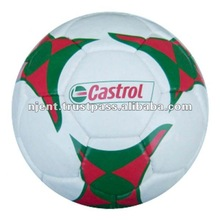 Promotional football castrol oil