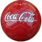 Promotional football coca cola