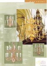 Rembrandt solid brass chandeliers