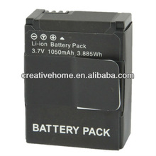 AHDBT-201 3.7V 1050mAh Replacement Battery for GoPro HD Hero 3 Digital Camera