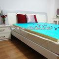 Colchão de gel de silicone, colchão da cama, folding colchão para o sofá cama