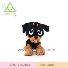 Soft Plush Dog Toy