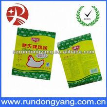 plastic cooking bag with food seasoning packaging bag