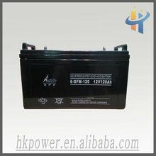 Good performance 12v 120ah msds sealed lead acid battery
