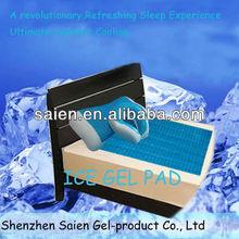 Matelas gel de silicone, Lit matelas, Été matelas de refroidissement