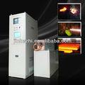Econômico& ambiental igbt magnética mf aquecimento por indução de forjamento para o gerador de metal