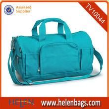 polo canvas travel cargo bag travel by air