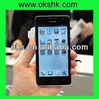 big screen China mobile phone Huawei Ascend G700 with quad core dual sim g700