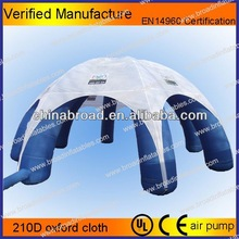 HOT-selling durable and nice outdoor camping tent cheap inflatable tents