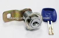 Coin operated washing machine door lock
