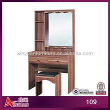 melamine Canada dresser cabinet and mirror