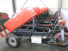 Hydraulic delivery car make big profits