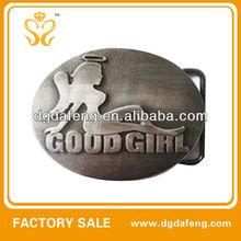 metal clip belt buckle
