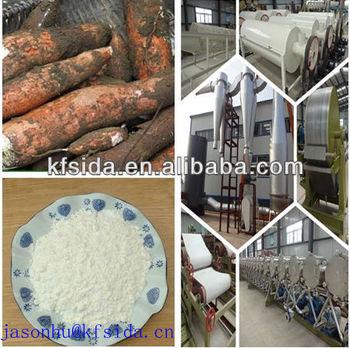 cassava starch machine&best or nothing&super star in Thailand