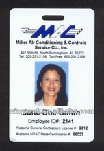 China manufacturer corporate employee id cards