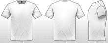 T shirts 100% cotton or poly cotton for all ages Crew or V neck