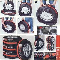 """Black vinyl 13""""-16"""" 2010 rav4 spare tire cover"""