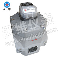 Digital natural gas,O2,CO2 Gas roots Flow meter/measuring instrument