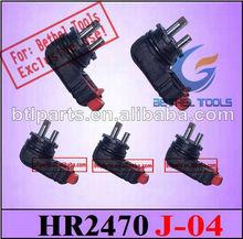 Makita HR2470 partes de martillo, Perilla de ajuste para Makita herramientas eléctricas de piezas de repuesto