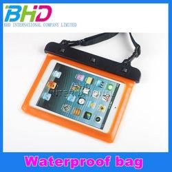 2013 Latest Mobile Phone Waterproof Bags waterproof case For ipad mini
