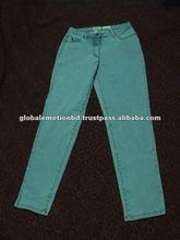 Ladies' jeans 2012 fashion