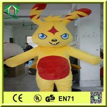 HI EN71 Movie Character Moshi Monster Mascot Costume