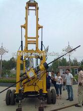 For soil sampling, rock drill, water wells,Hydraulic MT-3 drilling rig, 300m,400m,500m,600m depth