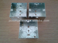 BS4662 UL listed box;Switch and socket box