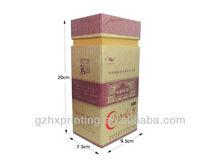 walmart paper tea bags packaging box