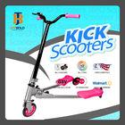 Adult Swing/ Slider Tri-wheel Kick Scooter with PP Deck (EN71-1-2-3 Certificate)