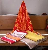 Beach towel,Jacquard beach towel,baby hooded beach towel