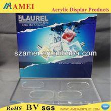 Hot sale acrylic acrylic earring display holders,customized acrylic earring display holders manufacturer
