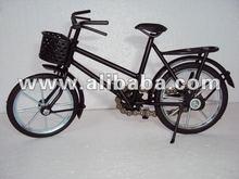 Handmade Art Model Bicycle by metal
