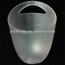 2013 personalizado baldes de gelo descartável