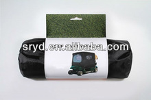 Golf cart poncho cover