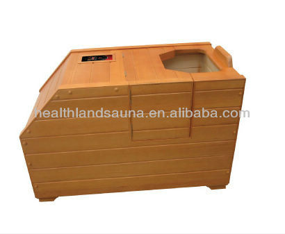 portable infrared sauna of one person view portable infrared sauna portable sauna of. Black Bedroom Furniture Sets. Home Design Ideas