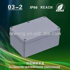aluminium enclosure box