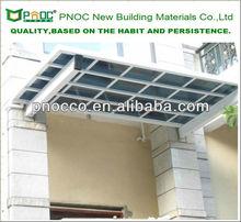 Aluminium Composite Canopies