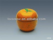 newest pumpkin shaped gift packaging box