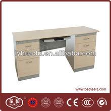 Huadu metal teacher table for sale