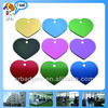 Hottest pet tag&heart shape dog tag