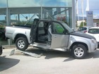 Mazda- BT50 PICK UP 4WD Light Commercial Vehicle
