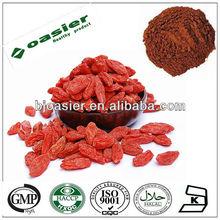 Factory supply GMP natural goji powder extract polysaccharides