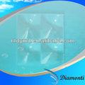 lentille de fresnel solaire concentrateur 2x2 array lens