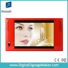 motion sensor 10 inch lcd ad player