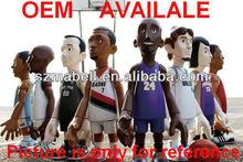 OEM sports figure,new OEM cartoon figure toys,the member of NBA